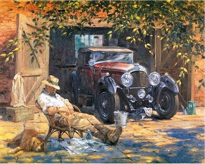 Alan Fearnley Paintings