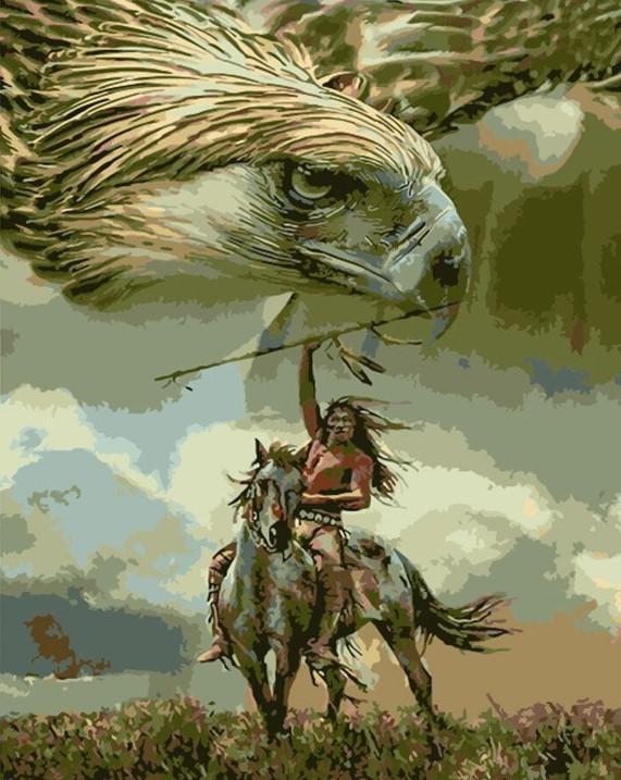 The Eagle Warrior