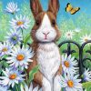 Long Ears Rabbit paint by numbers