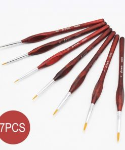 Paint Brush Set for paint by numbers