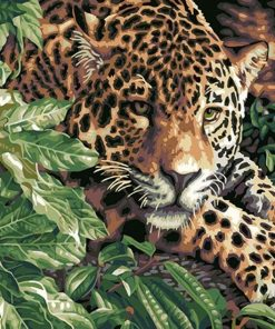 Animals Handpainted Painting - DIY Paint By Numbers - Numeral Paint