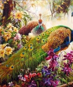 Animals Picture Art - DIY Paint By Numbers - Numeral Paint