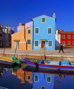 Italy Venice paint By numbers
