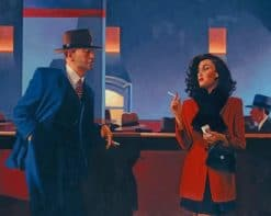 Jack Vettriano Women In Love paint by numbers