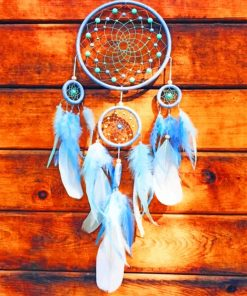 Aesthetic Dream Catcher paint by numbers