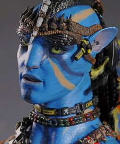 Avatar paint by numbers