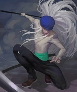 Hunter X Hunter Kite paint by numbers