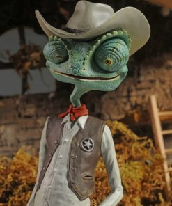 Rango Cowboy Paint by numbers