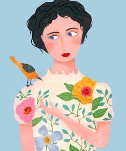 Virginia Cognet Art paint by numbers