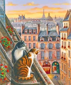Cats Paint by numbers
