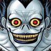 Ryuk Death Note paint by numbers