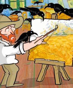 Van Gogh Paint by numbers