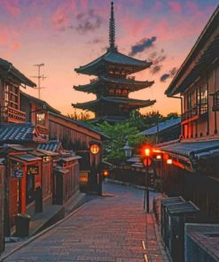 Japan-asia-paint-by-numbers