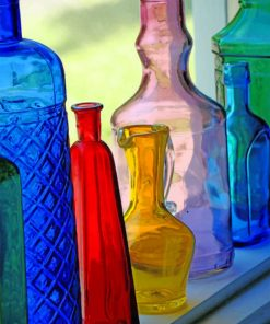 colored-bottles-paint-by-number