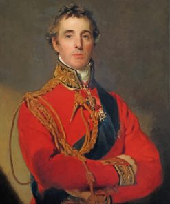 Duke Of Wellington Paint by numbers