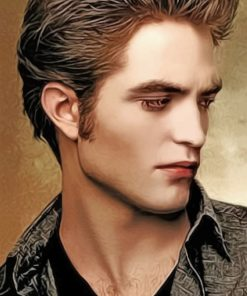 Edward Cullen Paint by numbers
