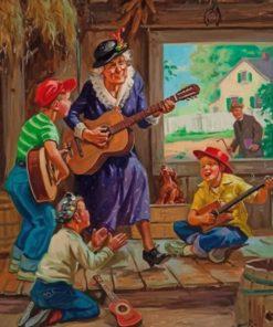 grandma-having-fun-paint-by-numbers