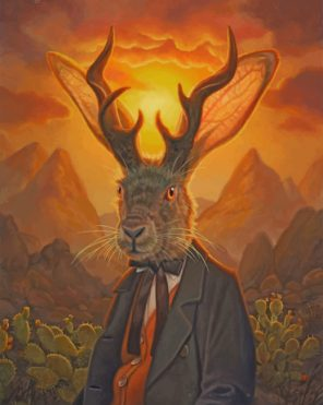 jackalope-paint-by-numbers