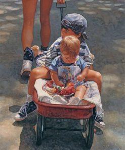 siblings-by-steve-hanks-paint-by-numbers
