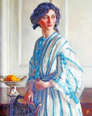 Sorolla Vintage Woman paint by numbers