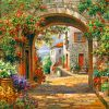 Tuscan ItalyTuscan Italy Piant by numbers