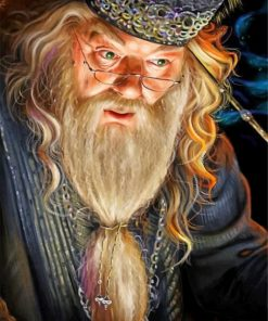 Albus-Dumbledore-paint-by-number