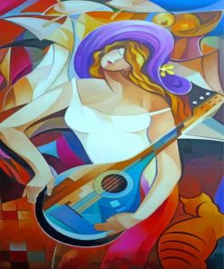 abstract-musician-woman-paint-by-numbers