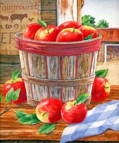 aesthetic-apples-paint-by-number