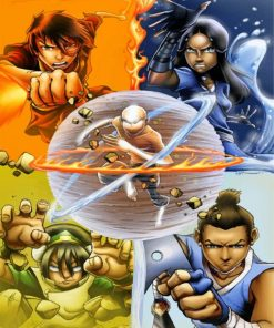 Avatar The Last Airbender Anime