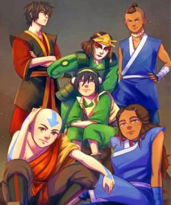 avatar-the-last-airbender-paint-by-number