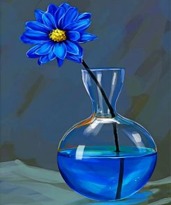 blue-flower-still-life-paint-by-number