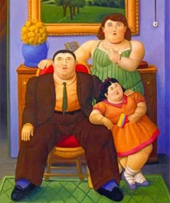 botero-fat-family-paint-by-number