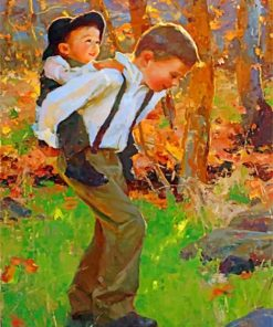 cute-brothers-paint-by-numbers