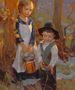 cute-siblings-paint-by-numbers