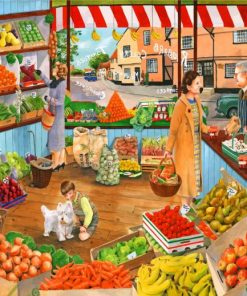 green-grocery-shop-paint-by-numbers