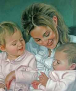 happy-mom-paint-by-numbers