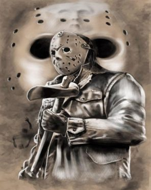 jason-voorhees-paint-by-number