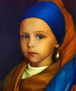 little-Girl-with-a-Pearl-Earring-paint-by-number