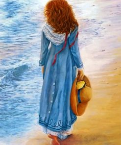 lonely-woman-on-the-beach-paint-by-numbers