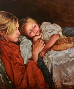 mom-and-daughter-paint-by-numbers