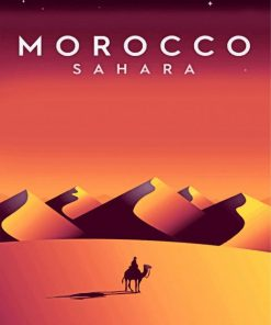 morocco-sahara-paint-by-number