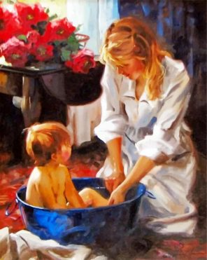 mother-and-son-paint-by-numbers