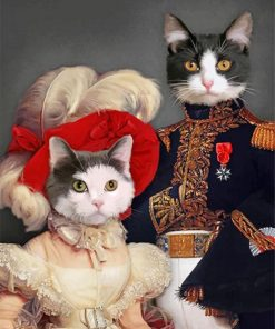 mr-and-mrs-meow-paint-by-number
