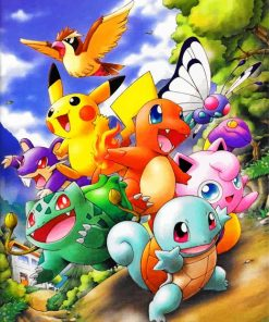 pokemons-paint-by-number