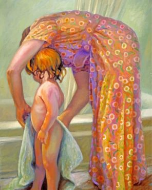 shower-time-paint-by-numbers