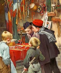 vintage-children-paint-by-numbers