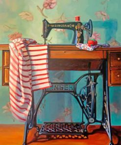 vintage-sewing-machine-paint-by-numbers
