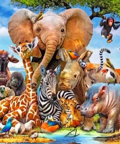 wild-animal-paint-by-numbers