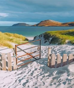 Barra-in-the-outer-hebrides-paint-by-numbers