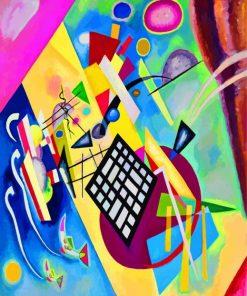 Black-Grid-kandinsky-paint-by-number